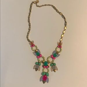 Neon Tropicana Stella and dot necklace